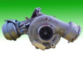 Turbo pro Škoda Superb 1.9 TDI,r.v.03-08,96KW, 717858-5009