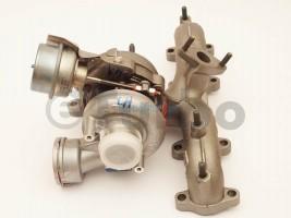 Turbo pro Audi A3 1.9 TDI,r.v. 01-03 ,74KW, 54399880018