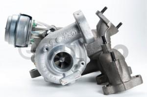 Turbo pro Audi A3 1.9 TDI,r.v. 00-03 ,96KW, 716860-5004