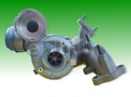 Turbo pro Audi A3 1.9 TDI,r.v. 00-03 ,96KW, 720855-5006