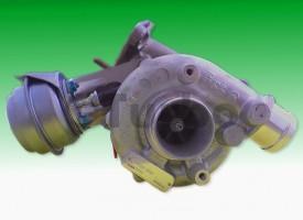 Turbo pro Audi A6 1.9 TDI,r.v. 97-01 ,81KW, 454231-5007