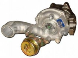 Turbo pro Audi RS 6 Levé,r.v. 02-04 ,331KW, 53049880028