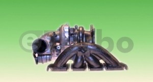 Turbo pro Audi S3 2.0 TFSI,r.v. 06- ,195KW, 53049880064