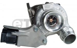 Turbo pro BMW 520d 2.0,r.v. 07- ,130KW, 49135-05895