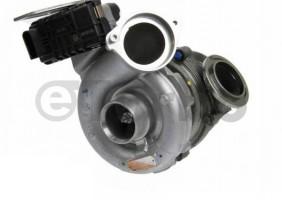 Turbo pro BMW 525d 3.0,r.v. 07- ,173KW, 758351-5024