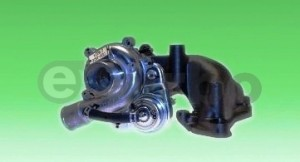 Turbo pro BMW Mini One D 1.4,r.v. 02-06 ,55KW, 17201-33010