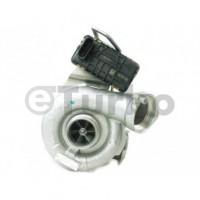 Turbo pro BMW X5 3.0 d,r.v. 07-,173KW, 765985-5010