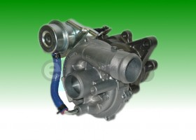 Turbo pro Citroen Berlingo 2.0 HDi ,r.v. 99- ,66KW, 706976-5002