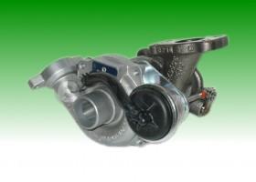 Turbo pro Citroen C3 1.4 HDi ,r.v. 02- ,50KW, 54359880009