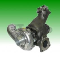 Turbo pro Citroen C5 II 2.2 HDi ,r.v. 00- ,98KW, 726683-5002