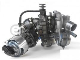 Turbo pro Citroen C6 2.2 HDi FAP ,r.v. 07- ,125KW, 778088-5001