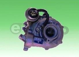 Turbo pro Citroen Jumper 2.0 TD ,r.v. 94- ,76KW, 53149886706