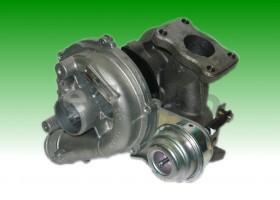 Turbo pro Citroen Jumpy 2.0 HDi ,r.v. 99- ,80KW, 706978-5001