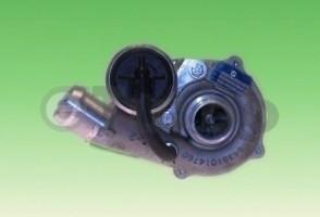 Turbo pro Citroen Nemo 1.4 HDi 70 ,r.v. 07- ,50KW, 54359880021