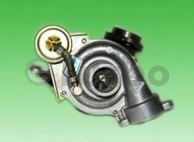 Turbo pro Citroen Xantia 1.9 SD ,r.v. 93-98 ,55KW, 53049880011