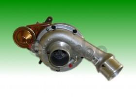 Turbo pro Fiat Doblo 1.9 JTD ,r.v. 03-07 ,74KW, VL35