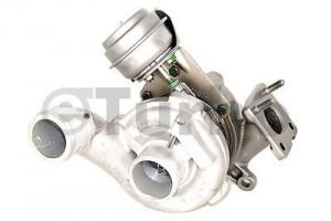 Turbo pro Fiat Doblo 1.9 JTD ,r.v. 05- ,88KW, 777251-5001