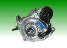 Turbo pro Fiat Punto 1.2 JTD ,r.v. 03-,51KW, 54359880005
