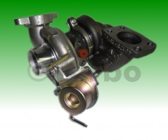 Turbo pro Ford Fiesta 1.6 TDCi ,r.v. 05-,67KW, 49173-07508