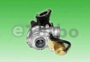 Turbo pro Mazda 323 2.0 DiTD ,r.v. 98-00 ,66KW, VJ27