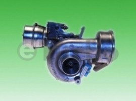Turbo pro Mercedes A-Klasse 200 2.0 CDi,r.v. 04- ,103KW, 53039887000