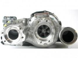 Turbo pro Mercedes M-Klasse 400 4.0 CDi(pravé) ,r.v. 01-05 ,184KW, 724495-5004