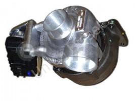 Turbo pro Mercedes M-Klasse 400 4.0 CDi(levé) ,r.v. 01-05 ,184KW, 724496-5004