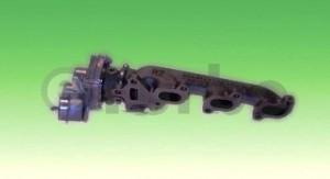Turbo pro Mitsubishi Colt 1.5 DI-D ,r.v. 04- ,50KW, VV15