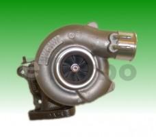 Turbo pro Mitsubishi L200 2.5 TD 4X4 ,r.v. 96-98 ,73KW, 49177-02513