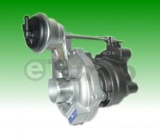 Turbo pro Nissan Almera 1.5 DCi ,r.v. 01- ,60KW, 54359880002