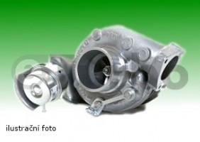 Turbo pro Opel Astra F 1.7 TD ,r.v. 94-98 ,50KW, 454092-5001