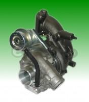 Turbo pro Opel Astra G 1.7 DT ,r.v. 98-00 ,50KW, 454187-5001