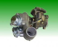 Turbo pro Renault Megane 2.0 ,r.v. 01-,165KW, 49377-07313