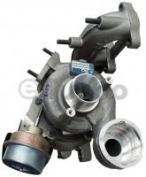 Turbo pro Seat Alhambra 2.0 TDi ,r.v. 05-,103KW, 54399880059