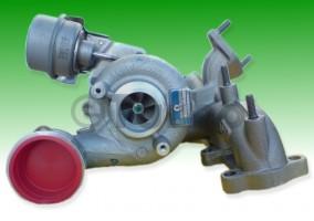 Turbo pro Seat Ibiza III 1.9 TDi ,r.v. 02-08,96KW, 54399880023