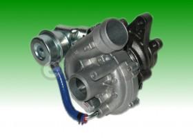 Turbo pro Peugeot 307 2.0 HDi ,r.v. 99- ,66KW, 706977-5001