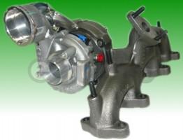Turbo pro Volkswagen Bora 1.9 TDI ,r.v. 01-05,110KW, 716213-0001