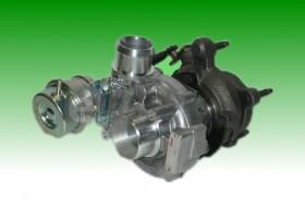 Turbo pro Volkswagen Bora 1.9 TDI ,r.v. 97-01,66KW, 454159-5002