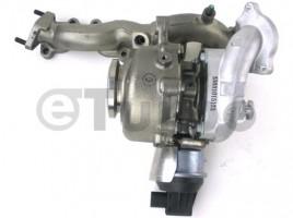 Turbo pro Volkswagen Eos 2.0 TDI ,r.v. 06-,103KW, 53039880205