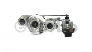 Turbo pro Volkswagen Touareg V10 5.0 TDI Levé ,r.v. 03-,230KW, 755299-5007