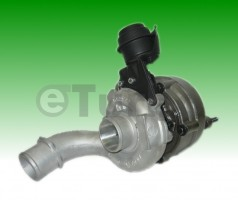 Turbo!REPAS! pro Renault Laguna II 1.9 DCi,r.v. 01-05,88KW, 708639-5010