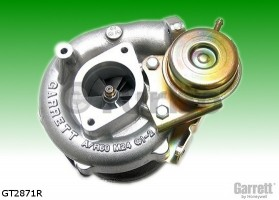 Turbo tuning GT2871R,743347-5001