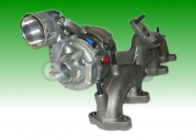 Turbo!REPAS! pro Volkswagen Bora 1.9 TDI,r.v. 00-05,110KW, 721021-5006