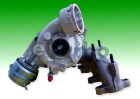 Turbo!REPAS! pro Volkswagen Eos 2.0 TDI,r.v. 06-,103KW, 765261-5007