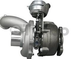 Turbo!REPAS! pro Renault Laguna II 2.2 DCi,r.v. 01-,110KW, 718089-5008