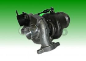 Turbo!REPAS! pro Ford Fusion 1.6 TDCi,r.v. 05-,67KW, 49173-07508