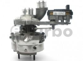 Turbo pro Audi Q7 4.2 TDI, r.v. 07-09, 240KW, 763493-5005