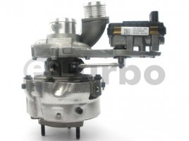 Turbo pro Audi Q7 4.2 TDI, r.v. 07-09, 240KW, 763492-5005