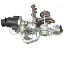 Turbo pro Volkswagen Amarok 2.0 BiTDI, r.v. 10-, 120KW, 10009880029