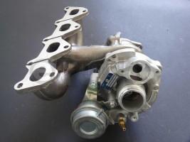 Turbo pro Volkswagen Touran 1.4 TSI EcoFuel, r.v.09-, 110KW, 53039880151